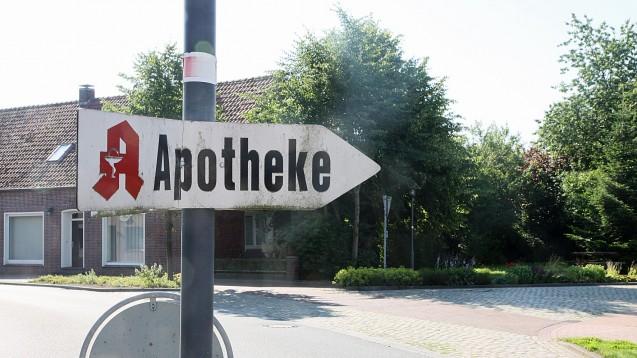 Quo vadis, Apotheke? Die AfD macht sich Sorgen um die Arzneimittelversorgung in Sachsen. (Foto: Sket)
