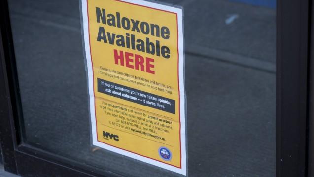 Die Zahlen des Arzneimittelmissbrauchs in den USA sind erschreckend, Apotheken müssen immer häufiger Antidots abgeben. (Foto: Imago)