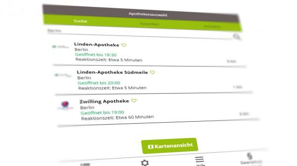"""Erste Apotheken starten mit E-Commerce-Plattform """"meadirekt"""""""
