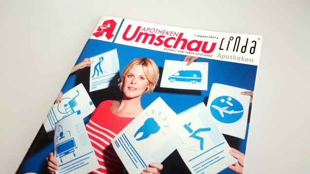 Der Wort & Bild Verlag und Linda/MVDA arbeiten in Zukunft zusammen. Ob das Cover der Spezial-Umschau wohl so aussehen wird? (Foto: Montage DAZ.online)