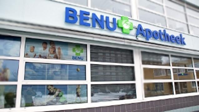 DieMediq-Apotheken wurden in BENU Apotheekumfirmiert, den Markennamen der Apothekenkette von Brocacef. (Foto: BENU Apotheek / Brocacef)