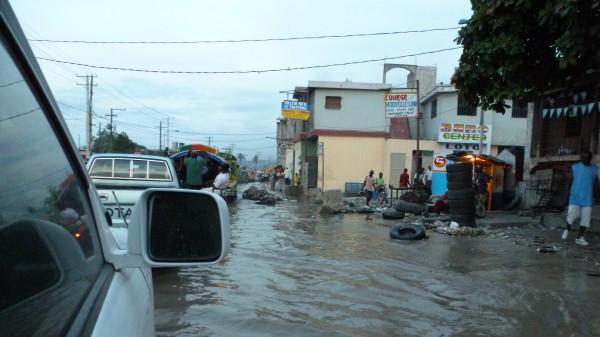 Apotheker ohne Grenzen hilft in Haiti