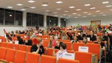 Angehende Apotheker bei ihrer Verbandstagung: Der BPhD ist die Interessenvertretung der rund 14.600 Pharmazie-Studierenden und fast 1500 Pharmazeuten im Praktikum (Bild: BPhD)