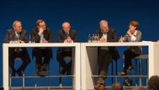 Die politische Diskussion beim DAT 2014 in München war bereits dünn mit Politikern besetzt. (Foto: A. Schelbert)