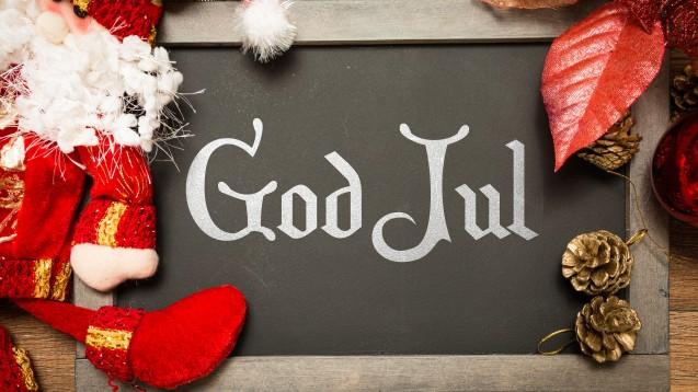 God Jul – dieser Wunsch für frohe Weihnachten soll Ihnen die Richtung bei der Beantwortung unserer heutigen Frage weisen.(Foto: gustavofrazao / stock.adobe.com)