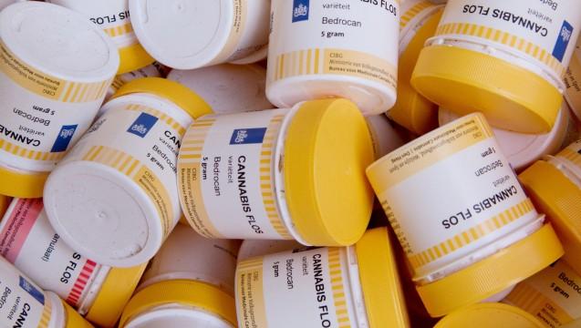 Cannabispräparate von Bedrocan BV werden auch in Deutschland vertrieben. (Foto: dpa)