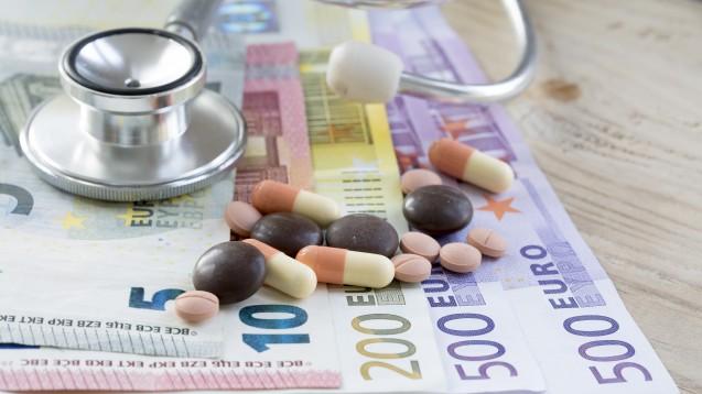 Für die Gesundheit wurden 2014  in Deutschland 11,2 Prozent des BPI aufgebracht. (Foto: aytuncoylum/Fotolia)