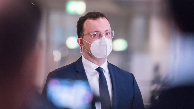 Das Gesundheitswesen soll nach dem Willen von Bundesgesundheitsminister Jens Spahn (CDU) ein Update bekommen. (Foto: imago images / Christian Spicker)