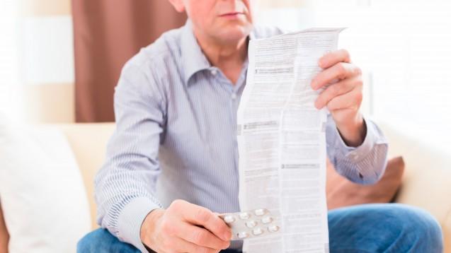 Verschiedene Medien geben derzeit Tipps zum Umgang mit Medikamenten-Beipackzetteln. (Foto: Kzenon/Fotolia)