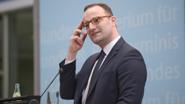 Gesundheitsminister Jens Spahn hat zum Telemedizin-Gipfel geladen – aber nicht die Apotheker. (Foto: Philipp Külker)