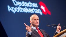 Friedemann Schmidt zeigte sich zur DAT-Eröffnung angriffslustig. (Foto: Schelbert)