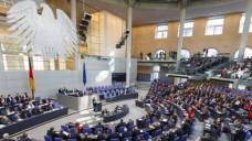 Stimmte heute dem GKV-VSG zu: Der Deutsche Bundestag. (Foto: T. Trutschel/ photothek)