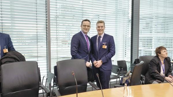 Bühler schreibt an Abgeordnete und wirbt für RxVV