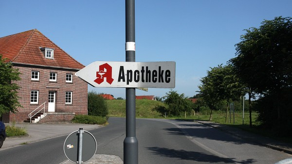 "Bundesregierung lobt ""Apotheke 2.0"""
