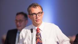 Dr. Christian Belgardt, der Präsident der Berliner Apothekerkammer, sieht bei der Gewährung von Rx-Boni einen Widerspruch zum Solidarprinzip des Gesundheitswesens. ( c / Foto: DAZ/Schelbert)