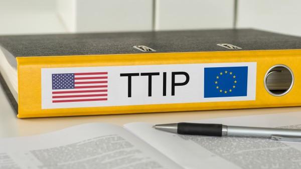 Extrarunde für TTIP-Resolution
