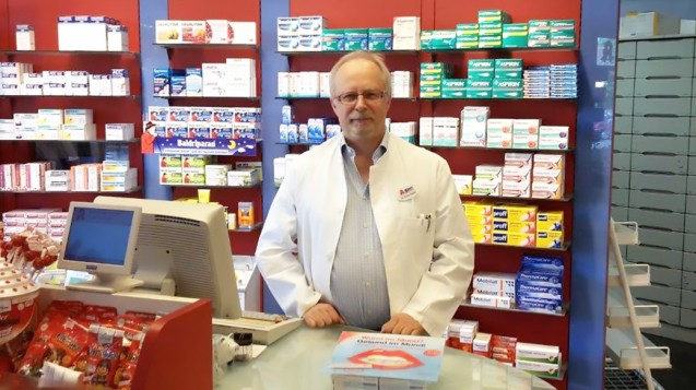 Dr. Franz Stadler, Apotheker aus dem bayerischen Erding, ist regelmäßiger Gastkommentator bei DAZ.online. Mit Blick auf Securpharm, das BGH-Urteil zu Werbegaben, den Versandhandelskonflikt und die Importquote sieht er keine gute Zukunft für das deutsche Gesundheitswesen. (r / Foto: privat)