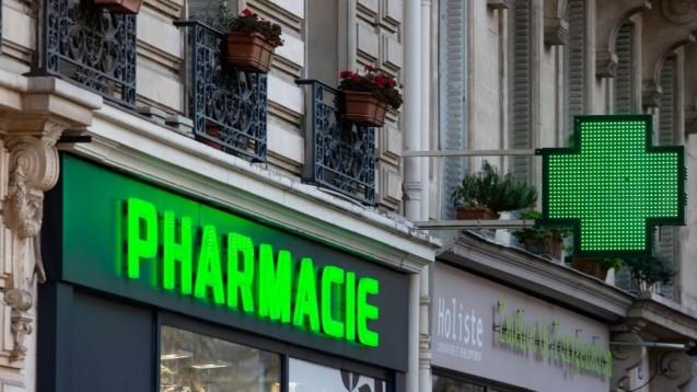 Die Apotheker in Frankreich sind mehrheitlich gegen die neue Option, Einzeldosen in Apotheken abzugeben. (m / Foto: imago images / Photo12)