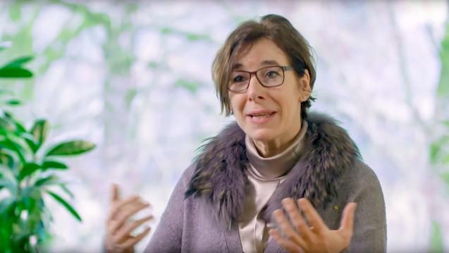 Gabriele Regina Overwiening, Präsidentin der Apothekerkammer Westfalen-Lippe (AKWL), begrüßt die neue Regierungskoalition. (Screenshot AKWL | YouTube)