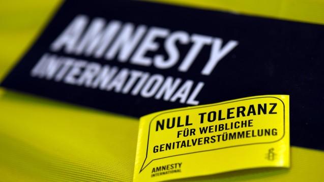 Nicht nur Amnesty macht mobil: Die indonesische Regierung setzt ein neues Programm gegen die noch weit verbreitete Genitalverstümmelung auf. (Foto: dpa / picture alliance)