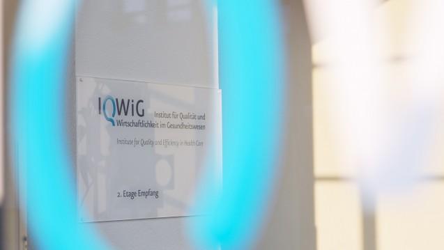 Das IQWiG hat verschiedene Krebsarzneimittel auf ihren Zusatznutzen überprüft. (Foto: IQWiG)