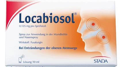 Seit 28. Mai 2015 ist Locabiosol nicht mehr verkehrsfähig,- (Foto: Stada)