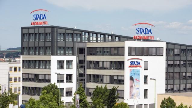 Stada ist schon länger ein Übernahmekandidat. (Foto: Stada)