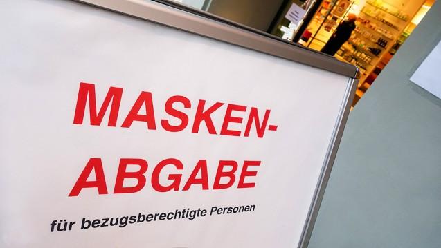 Apotheker aus der Kölner Südstadt wollen sich mit dem eingenommenen Geld aus der Maskenausgabe solidarisch mit ihrem Viertel zeigen und die Einnahmen spenden. (m / Foto: imago images / Müller-Stauffenberg)