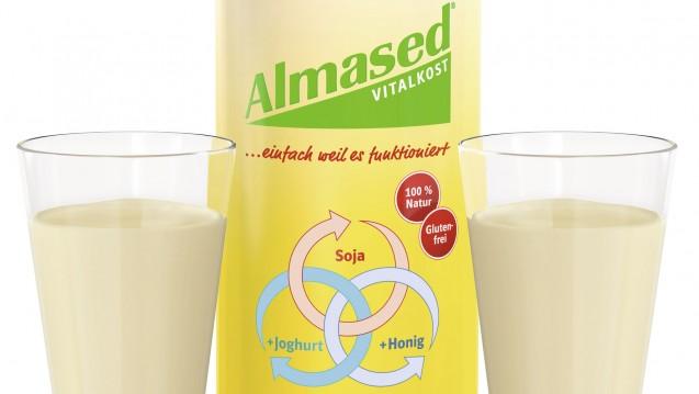 """Der Hersteller der in Apotheken erhältlichen """"Vitalkost"""" Almased hatte bereits einige Rechtsstreitigkeiten auszufechten. (Foto: Almased)"""