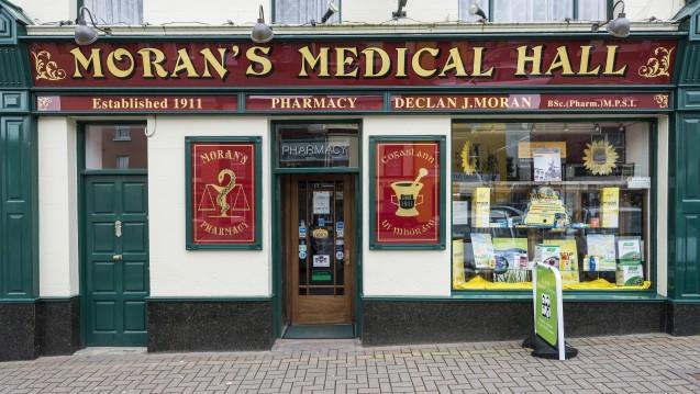 Irische Apotheker fordern mehr Kompetenzen und eine bessere Vergütung. (c / Foto: picture alliance / imageBROKER)