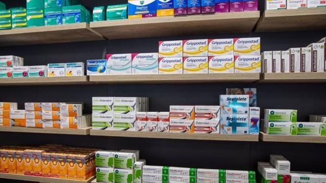 Erkältungs- und Grippepräparate sind in diesem Winter kein Renner. (c / Foto: Schelbert)