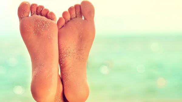 Was hilft gegen Fußpilz?