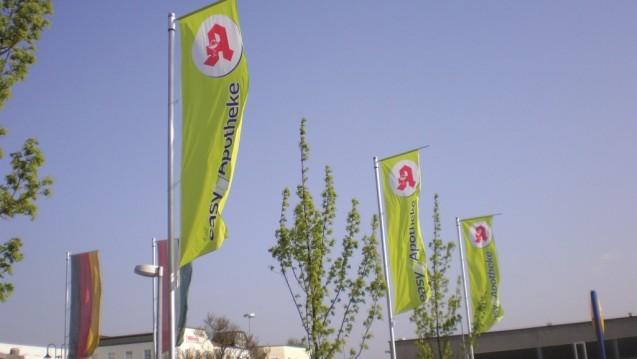 Die Easy-Apotheke expandiert ins Ausland: Im österreichischen Jenbach in Tirol soll die erste Easy-Apotheke eröffnen. (Foto: easy-Apotheken)