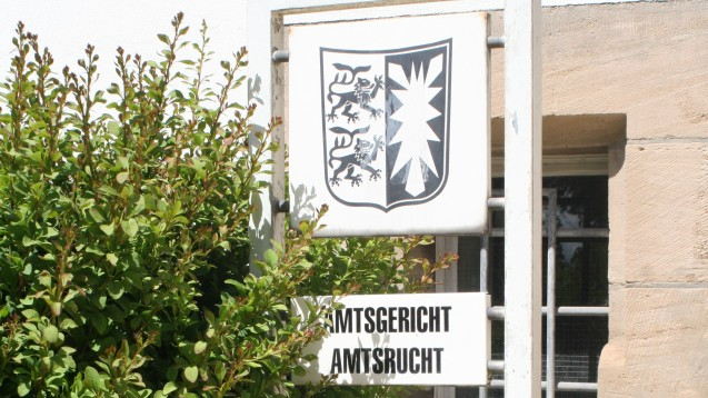 Das Amtsgericht Husum hat sich erneut mit Verstößen gegen das Arzneimittelgesetz befasst. Nach einem Apotheker stand nun eine PTA im Fokus. (Foto: Schmitz)