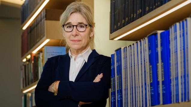 ABDA-Präsidentin Gabriele Regina Overwiening hat sich im WDR 5 unter anderem zu Vergütungsfragen geäußert. (b/Foto: ABDA)