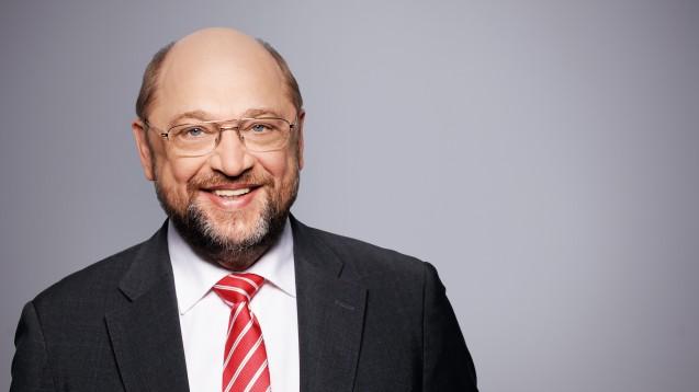 Martin Schulz ist als SPD-Chef wiedergewählt, die SPD wird mit der Union Koalitionsgespräche aufnehmen. (Foto: dpa)