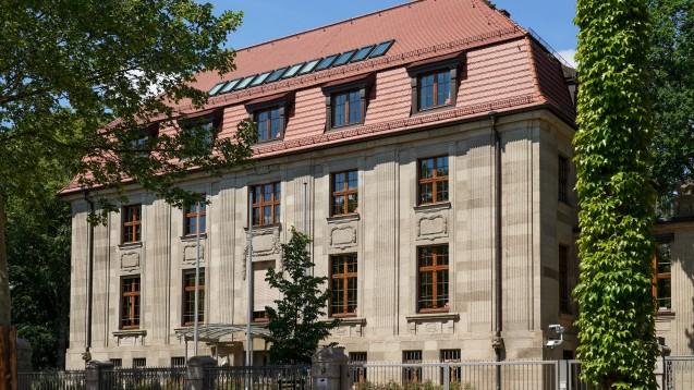 Der 5. Strafsenat des Bundesgerichtshof mit Dienstsitz in Leipzig hat sich mit dem MVZ-Strohmann-Konstrukt eines Hamburger Apothekers auseinandergesetzt. (c / Foto: imago images / Peter Endig)