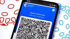 Derzeit ist es technisch nicht möglich, über das DAV-Portal ein digitales Zertifikat für die dritte Impfung auszustellen. (s / Foto: IMAGO / Rolf Poss)