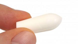 Vaginalzäpfchen bei bakterieller Vaginose