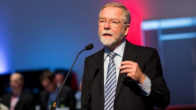 Die Versammlung der Apothekerkammer Nordrhein von Präsident Lutz Engelen kämpft auf den letzten Metern noch einmal intensiv für ein Rx-Versandverbot. (Foto: Schelbert)