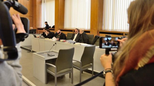 Am gestrigen Donnerstag hat im Zyto-Prozess unter anderem ein Mitarbeiter der Firma Hexal ausgesagt. (Foto: hfd)