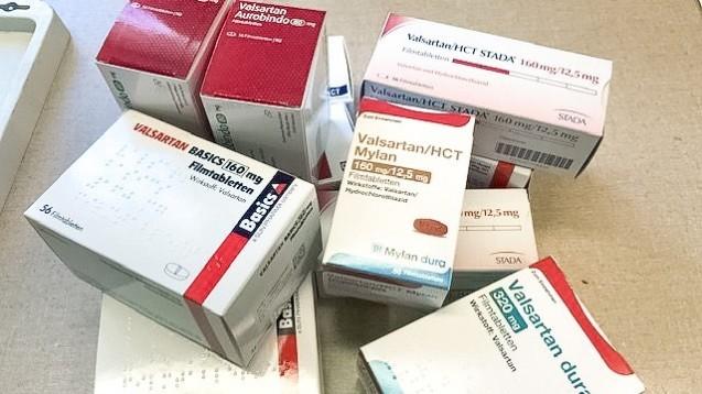 Bei Versicherten, die Valsartan-haltige Präparate eingenommen hatten, zeigte sich in einer Studie des BfArM kein generell erhöhtes Krebsrisiko. (Foto: cel)