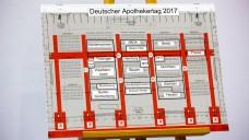 Das war die offizielle Sitzordnung beim DAT. Aber wie viele Delegierte verbergen sich dahinter? (Foto: DAZ / Schelbert)