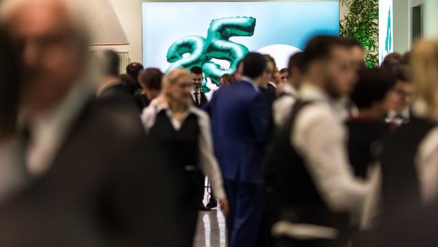 Der Mannheimer Pharmahändler Phoenix feierte am vergangenen Donnerstag das 25-jährige Bestehen. (Foto: Phoenix)
