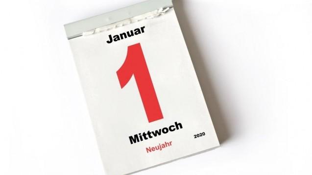 Zum 1. Januar 2020 treten einige Änderungen am Rahmenvertrag in Kraft. ( r / Foto:Michael Möller / stock.adobe.com)