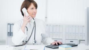 Telefonische Gesundheitsberatung kommt sehr gut an