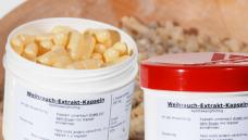 Apotheken dürfen Weihrauch-Kapseln als Defektur-Arzneimittel ohne Zulassung herstellen. (Foto: www.weihrauch-apotheke.de)
