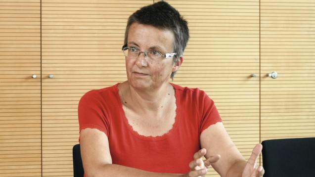 Katrin Vogler (Linke) befürchtet einen Kahlschlag bei den Apotheken, sollte das Honorar auf Basis des Gutachtens überarbeitet werden. (Foto: Sket)