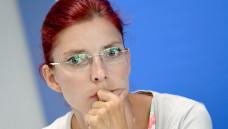 Diana Golze,Gesundheitsministerin in Brandenburg, erbittet sich Zeit dafür, die Geschehnisse in der Lunapharm-Affäre aufzuklären. (r / Foto:picture alliance/Britta Pedersen/dpa)