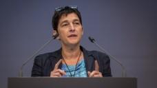 Barbara Steffens schätzt die Arbeit der Apotheken. (Foto: A. Schelbert)